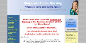Singapore Home Nursing
